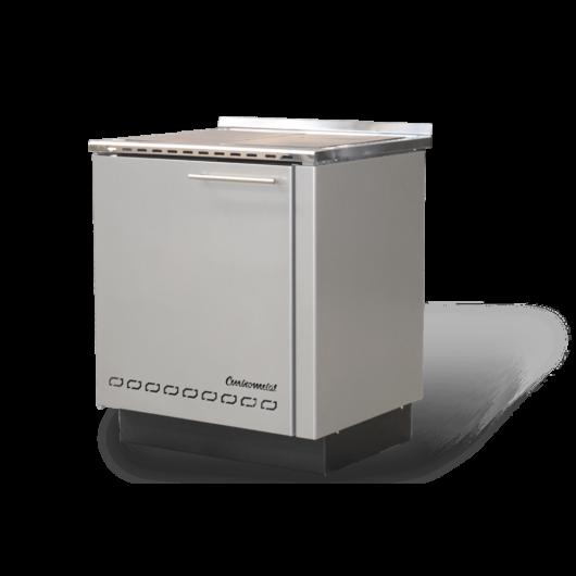 Centrometal BIO-CET B 18-30 kW fatüzelésű sparherd