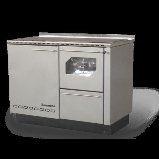Centrometal BIO-PEK B 18-30 kW fatüzelésű sparherd