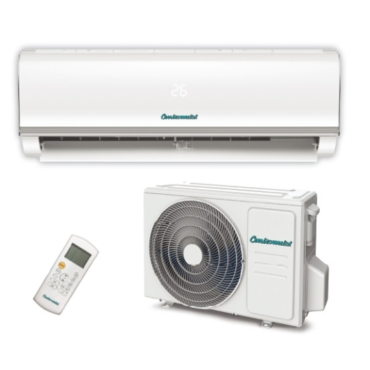 Centrometal AC-CM M-24000 oldalfali split hűtő/fűtő klíma (7,04 kW)