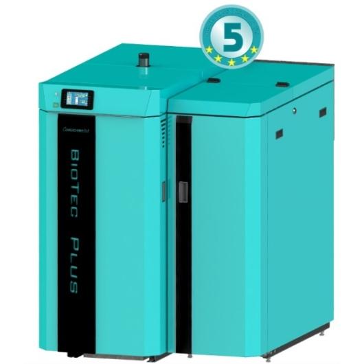 Centrometal BIO-TEC PLUS 25-45 kW pellet kazán