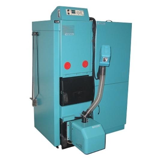 Centrometal EKO-CKB P + CM PELET-SET 20-50 kW pellet kazán