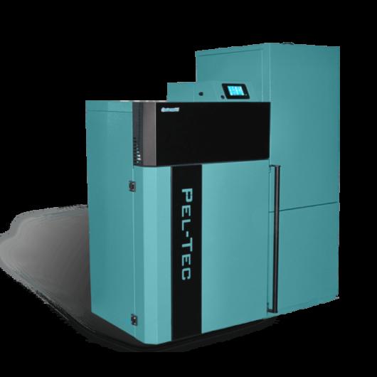 Centrometal PELTEC 12-96 kW pellet kazán