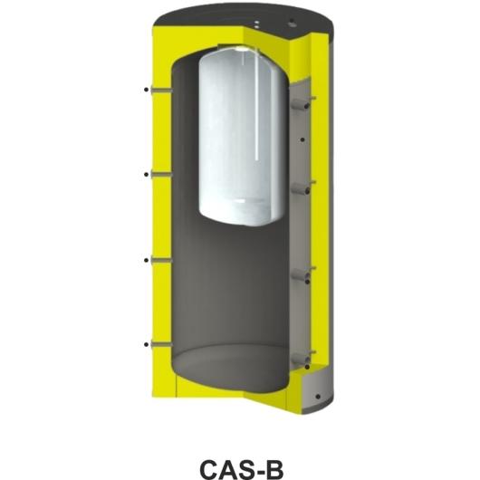 Centrometal CAS-B fűtési puffer tartály (500-1000 liter)
