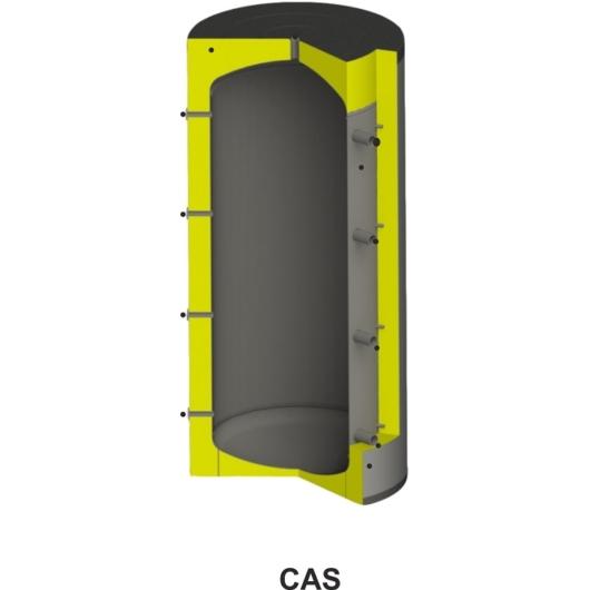 Centrometal CAS-HV hűtési / fűtési puffer tartály (300-10000 liter)