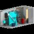 Kép 3/5 - Fapellet tüzelésű konténer kazánházak - CKK-P 12 - 320 kW